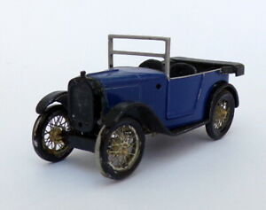 Marca-desconocida-o-hacer-1-43-Escala-Modelo-Coche-Azul-OS01