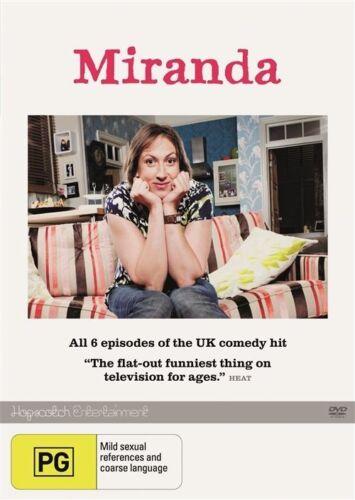 1 of 1 - Miranda Series Season 1 (DVD, 2012), NEW SEALED REGION 4