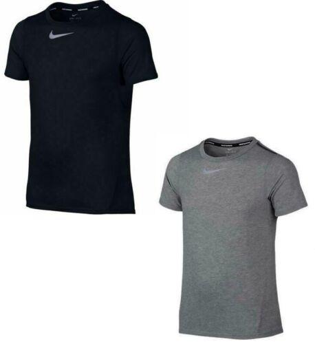 NWT 864346 Nike Boy/'s Dri-Fit Short Sleeve Performance Shirt