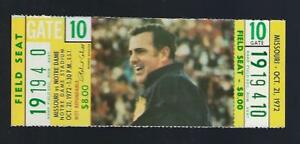 1972-NCAA-MISSOURI-TIGERS-NOTRE-DAME-FIGHTING-IRISH-FOOTBALL-FULL-TICKET