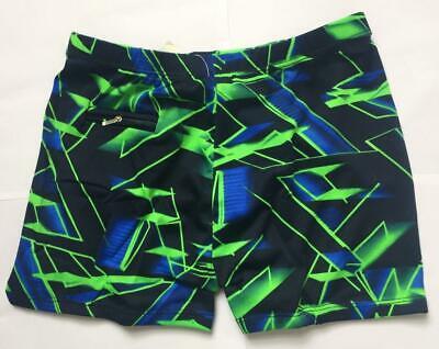 (vendita Affare) Da Uomo/ragazzo Costumi Da Bagno/beachwear, Completamente Materiale Elasticizzato-mostra Il Titolo Originale