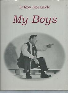 SA-015 - My Boys, Dobyns Bennett High School Kingsport Tn Early Sports 2001 1st