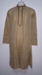Indische-Kleidung-Punjabi-Kurta-Pajama-Herren-Goa-Salwar-Kameez-Bollywood-Anzug