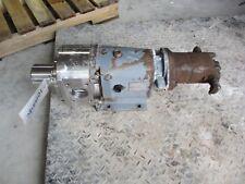 Gardner Denver Drum Pump Hydraulic Driven Pump 1019218c Used