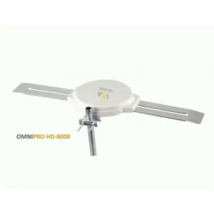 LAVA HD-8008 Outdoor TV Antenna-Omni Directional- UHF/VHF/FM/SDTV/HDTV/4K . Available Now for 62.99
