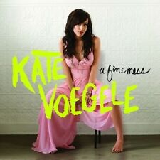 A Fine Mess by Kate Voegele (CD, May-2009, Interscope (USA))