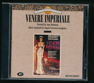 EBOND Angelo Francesco Lavagnino – Venere Imperiale CD CD030037