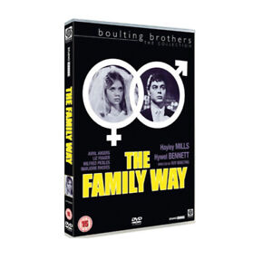 The-Family-Way-1966-DVD-Hayley-Mills-All-Region-New-Factory-Sealed