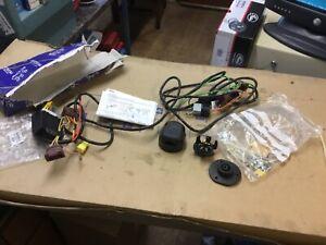 PEUGEOT 406 estate  mk1 1996-1999  towbar wiring loom kit 9688F9  96751y Elum