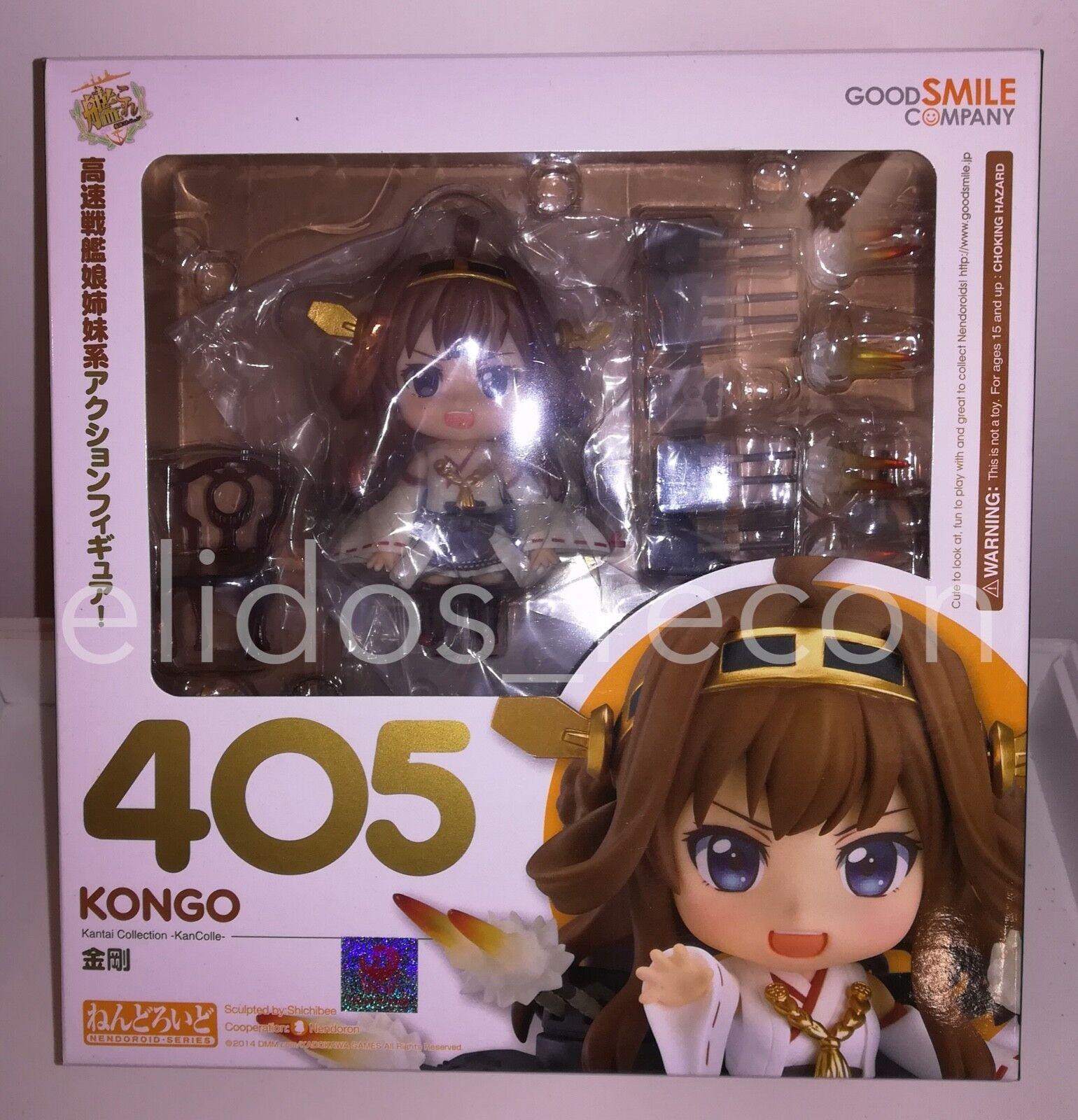 Kantai Collection Kan Colle Kongou Kongo Nendoroid Nendoroid Nendoroid  405 Good Smile Company PVC eb4307
