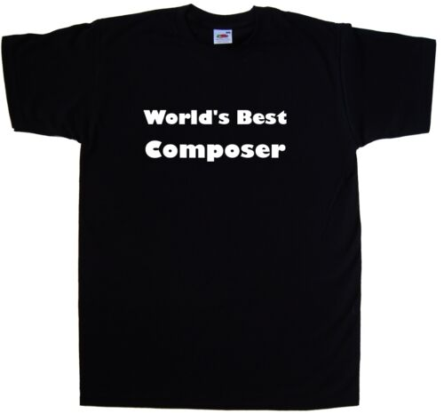 World/'s Best Composer T-Shirt
