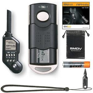 SMDV-RFN-4s-Wireless-Shutter-Release-Remote-for-Nikon-Professional-DSLR-SLR-Body