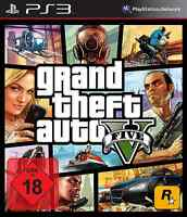 ★ PS3 Spiel GTA 5 V Grand Theft Auto 5 *wie NEU!* deutsch Playstation 3 Top! ★
