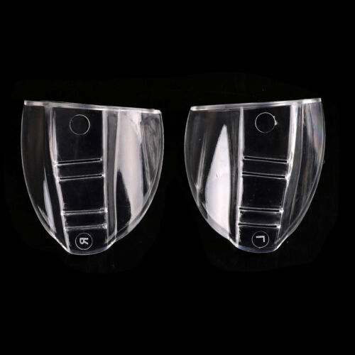 2PCS//Pair Protective Covers For Myopic Glasses Goggles Side Shields Flap Side TO