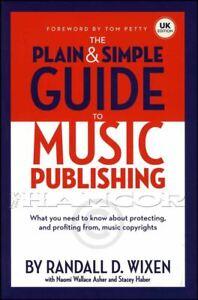DéVoué The Plain & Simple Guide To Music Publishing Uk Edition Livre MÊme Jour ExpÉdition-afficher Le Titre D'origine