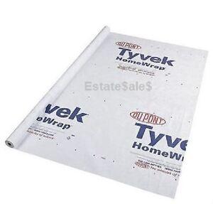 8 ft environ 2.44 m x 4 Ft environ 1.22 m Dupont Tyvek membrane pour sol feuille//Bâche//Tente Empreinte /& Boucles