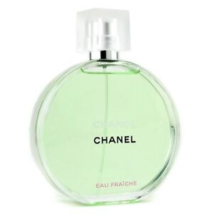 New Chanel Chance Eau Fraiche Edt Spray 100ml Perfume 3145891364200
