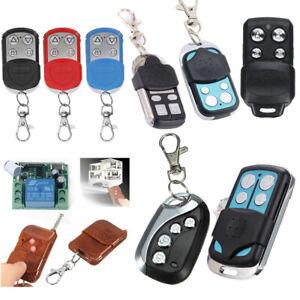 315-433MHz-Universal-Clone-Remote-Control-Key-Fob-Electric-Gate-Garage-Door-New