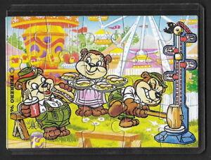 Jouet kinder puzzle 2D Die Top Ten Teddies 659215 Allemagne 1996 + étui +BPZ YfINr5kL-08020958-296491683