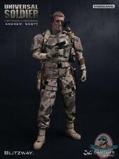 Damtoys x Blitzway 1/6 Universal Soldier Luc Deveraux & Andrew Scott
