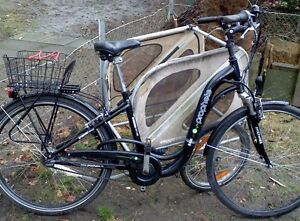 elektrofahrrad e bike damen alu city line e cc 300 28. Black Bedroom Furniture Sets. Home Design Ideas