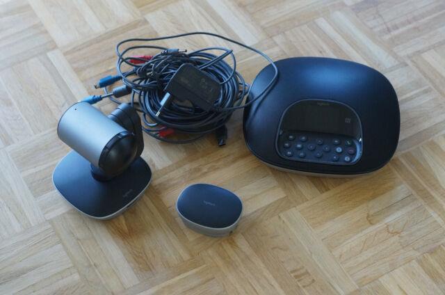 Logitech GROUP Konferzensystem Kamera nicht steuerbar
