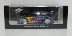 SPARK 1 43 MODELLINO FORD FIESTA WRC WINNER RALLY MONTE CARLO 2017 S.OGIER S5154