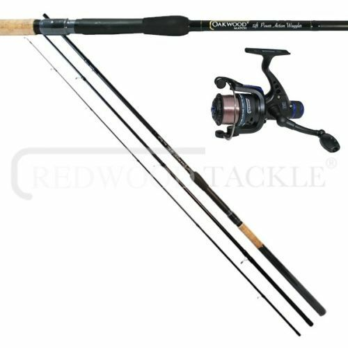 10ft Float Fishing Match Waggler Rod & Reel Combo With Line