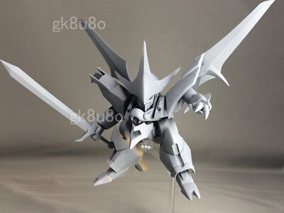 (b_1065) Mashin Hero Wataru 2 Nova Ryujinmaru Unpainted Resin Kit