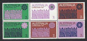 KAPPYSSTAMPS KS3738 AUSTRALIA SCOTT # 508 a-g MINT NEVER HINGED RETAIL $55