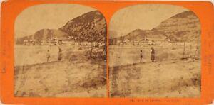 Lamy, Italia Laveno-Mombello, Foto PL54StTh6 Stereo Vintage Albumina