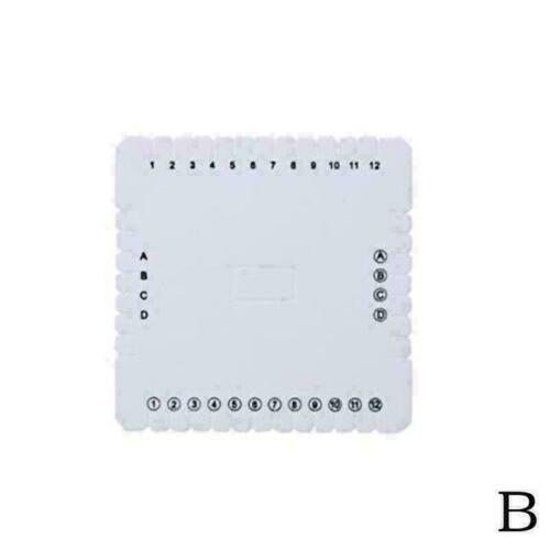 Round Square Kumihimo Beading Cord Disc//Disk Braiding Plate DIY Sale Y6Y1
