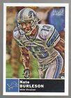 2010 Topps Magic Nate Burleson #188 Football Card