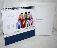 super junior M TONYMOLY  Korea Promo 2014 Desk Calendar (SJM) Kyu hyun Donghae