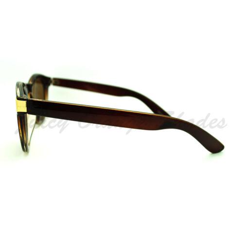 Round Keyhole Sunglasses Womens Retro Chic Stylish Fashion Shades