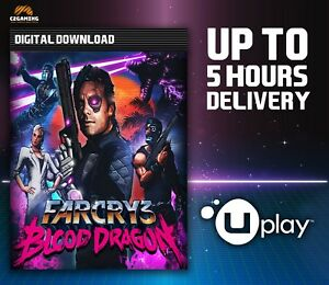 Details about Far Cry 3 - Blood Dragon [PC] (2013) UPLAY DOWNLOAD KEY 🎮🔑