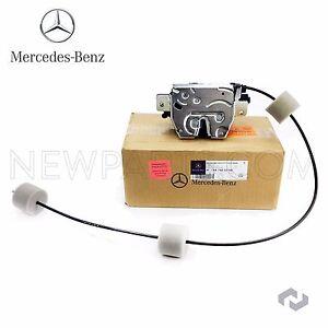 For Mercedes W164 W251 GL320 R350 GL550 2006-2012 Door Lock Repair Kit Genuine