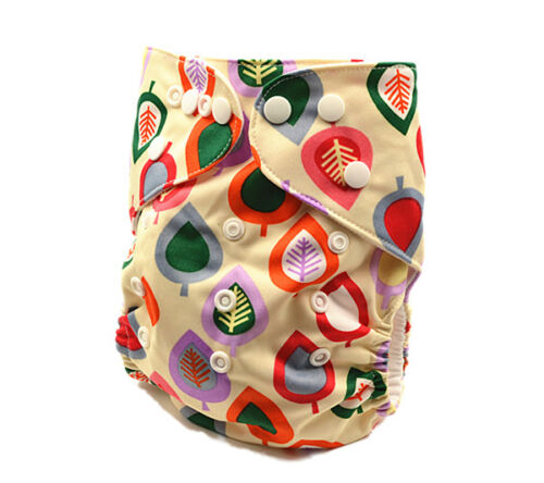Reusable Adjustable Washable Girly Modern Cloth Nappy weight 416kg D221