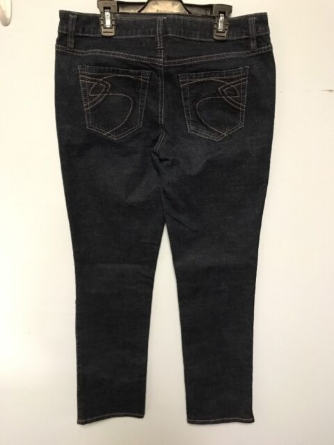 Apt 9 Jeans Straight Leg Size 6   eBay