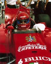 DAVY JONES DICK SIMON LOLA FORD 1995  INDY 500 8 X 10 PHOTO   4