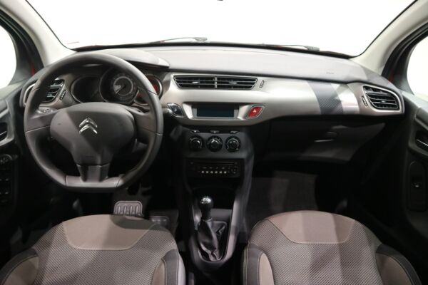 Citroën C3 1,4 HDi 68 Seduction billede 6