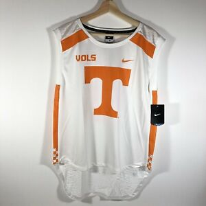 newest 2a64c 56e0b Details about Nike Tennessee Volunteers Vols Smokey Mascot Sleeveless  Jersey Tank Women's M