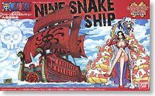 Grand Ship Collection One Piece Kuja Pirates Ship model kit Bandai