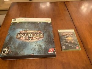 Bioshock 2 Special Edition Xbox 360 In Orig Packaging Game, Looks, & Disc Sealed