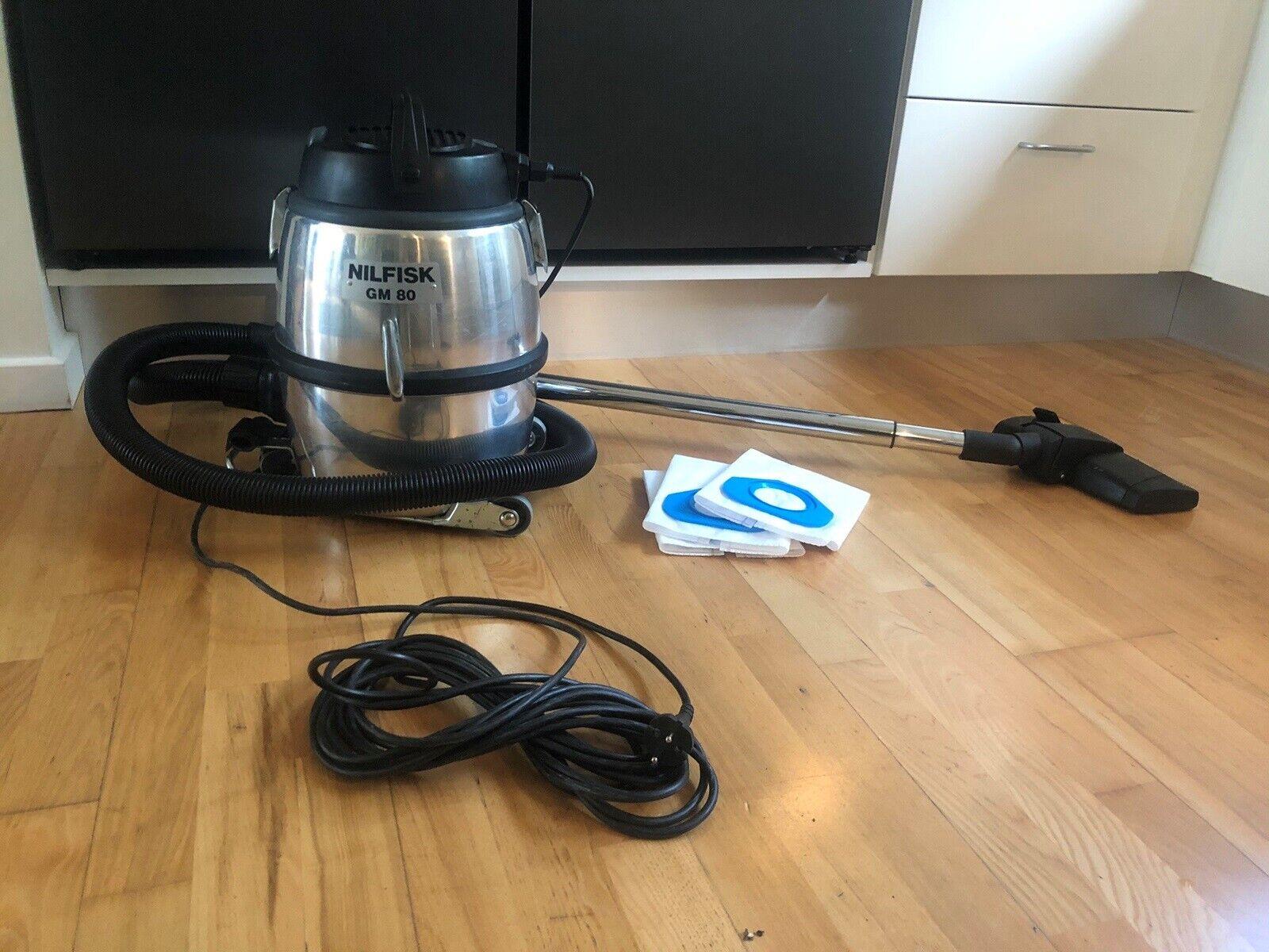 Støvsuger, Nilfisk GM 80, 1300 watt