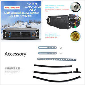 Details about Car Truck Air Conditioner AC Under Dash Evaporator High  Quality Expansion Valve