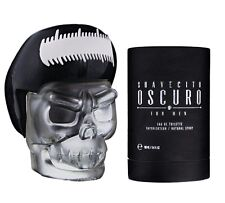 COLONIA SUAVECITO INC. OSCURO PERFUME FRAGANCIA Men's Cologne Fragrance Deluxe