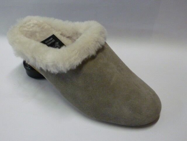 Hochwertige Lammfell Damen Hausschuhe Pantoffeln 37-42 rutschfest Biekamp Schuh