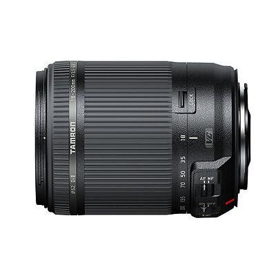 TAMRON Objektiv 18-200 mm f 3,5-6,3 Di II VC für Nikon MIT BILDSTABILISATOR
