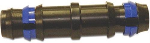 Tuyau Connecteur zerreißfest Droit Connecteur 20x 20 mm Noir pour perlschlauc